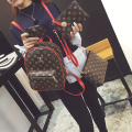 New Women Handbag Faux Fringe Shoulder Crossbody bags lady Messenger Bag Multi-functional shoulder backpack pu leather Designer
