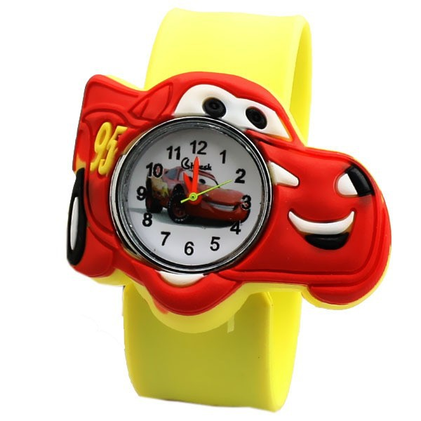 quartz children wrist gift cute christmas child cartoon blue products watch car new watches