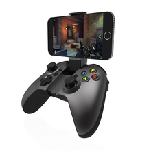 Wireless Bluetooth Gamepad Gaming  Multimedia Game Remote Controller Gamecube Joystick for iPhone 6 IOS Android PC TV Gamepads
