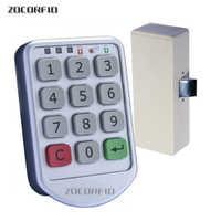 Di trasporto libero FAI DA TE Elettronico tastiera password locker digitale gabinetto di blocco per office home hotel di nuoto piscina