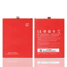 100% Original Backup For Oneplus X BLP607 2450mAh Battery For Oneplus X BLP607 Smart Mobile Phone+ + Tracking No