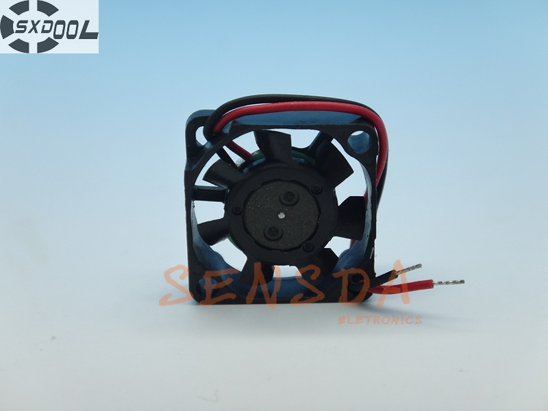 SXDOOL smallest mini cooling fan MF15B-05 5V 0.06A  1.5cm 15mm 1505 15x15x5mm