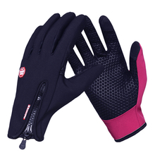 Upgrade Anti slip Cycling Gloves Touch Screen Full Finger Gloves Road Mountain MTB Bike Bicycle Gloves