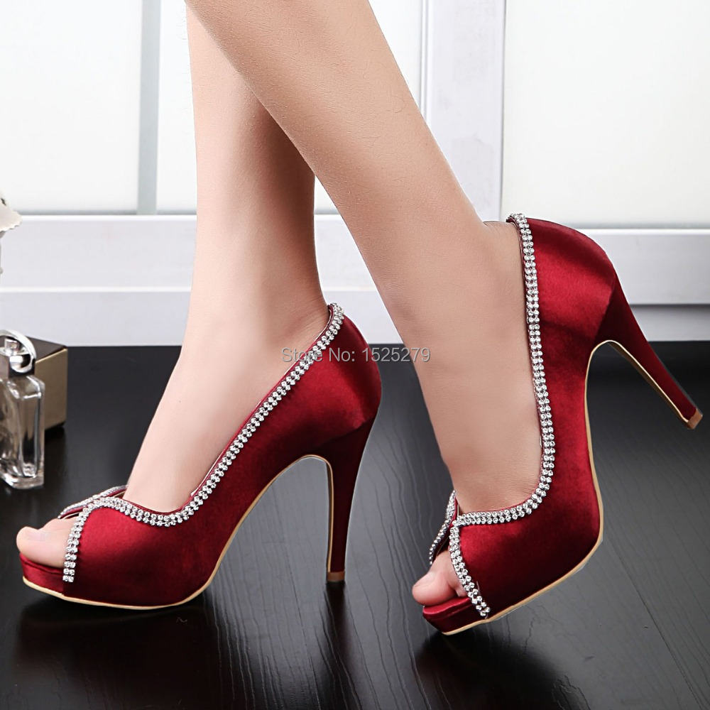 Ladies Platform Heels