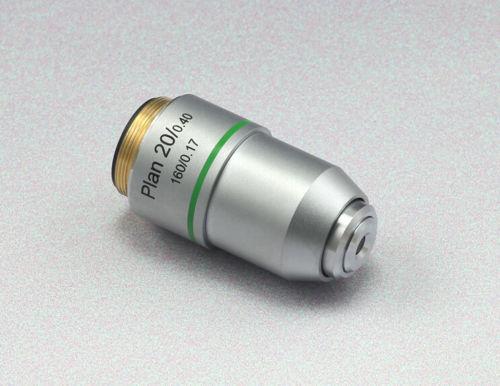 Plan soczewki obiektywu mikroskop biologiczny ach  w