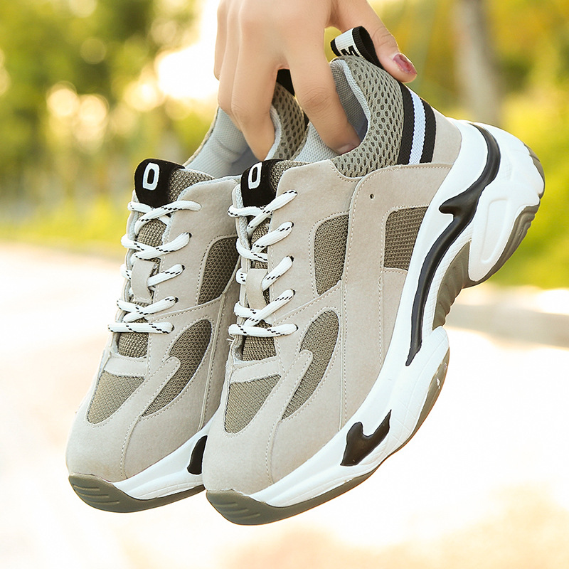 Women Casual Shoes Vulcanize Female Fashion Sneakers Lace Up Soft Leisure Footwears 2019 Breathable MeshWomen Casual Shoes Vulcanize Female Fashion Sneakers Lace Up Soft Leisure Footwears 2019 Breathable Mesh