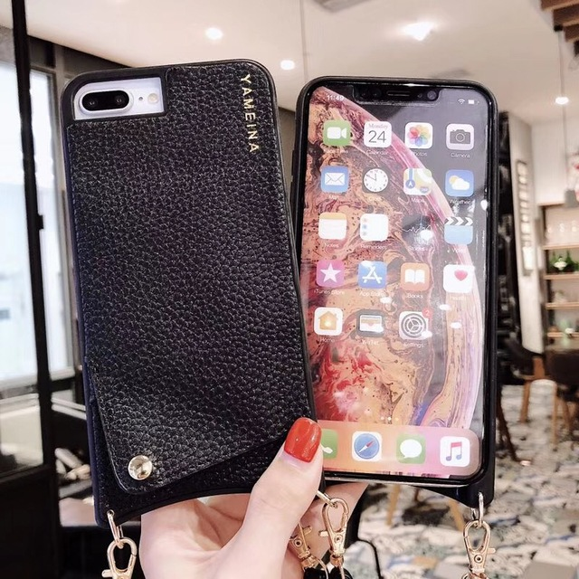 Crossbody Iphone Case For XR, XSMax, 8 Plus, 7 Plus, 6s 5
