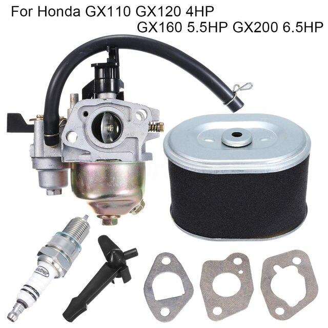 Carburetor Kit Fits For Honda Gx120 Gx160 55hp Gx200 65hp 168f Engine Parts