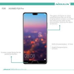 Image 2 - Nillkin Increíble Protector de pantalla de cristal templado H + Pro para Huawei P20 Pro Plus, 0,2 MM