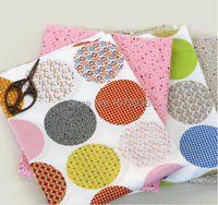 Free Shipping 2015 New 160 100cm DIY Sewing Craft Cloth Cotton Fabric Upholstery Cloth For Baby
