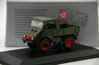 Classic Alloy Toy Model 1:43 Scale Mercedes Benz Unimog U401 Off Road Truck Vehicles Model for Boy Gift,Decoration,Collection