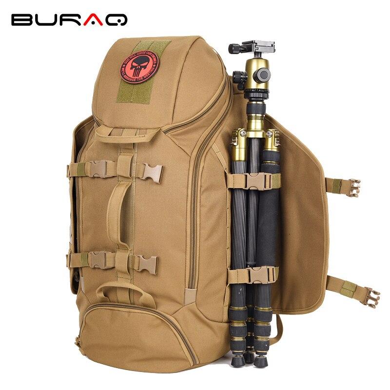 military Man Woman Backpacks Hot Oxford Waterproof With Ears Bags Sack Men Backpack black functional bags T0204