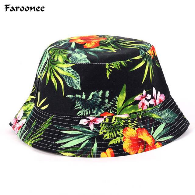 f132ca9d Bucket cap Man Women Unisex cotton Banana Hat Bob Caps Hip Hop cool outdoor  sports Summer