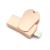 I-FLASH función Pen Drive DRIVE OTG 2 en 1 pendrive para apple iphone 6 s 7 más memoria stisk unidad flash usb de metal 2.0