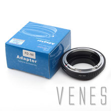 Venes FD-NX, Mount Adapter Ring Suit For Canon FD lens to Suit for Samsung NX NX1 NX30 NX500 NX300M NX300 NX3300 NX3000