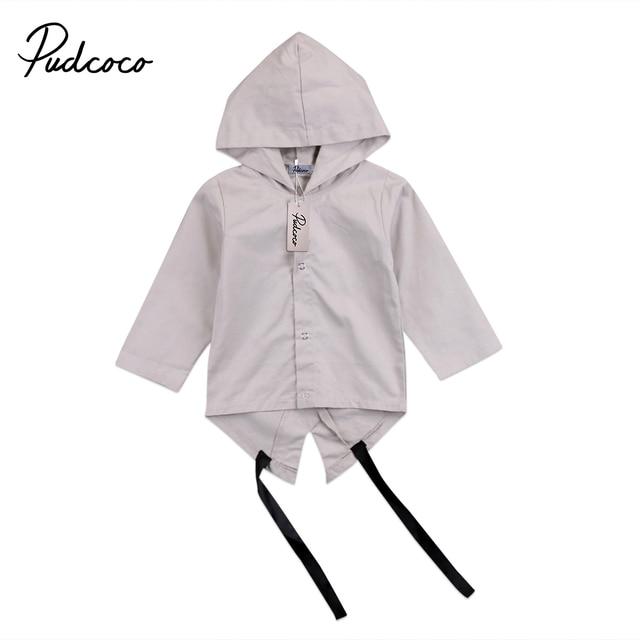 a768d925a02e Cool Baby infant Boys fashion Coats letter print Hooded Jacket ...