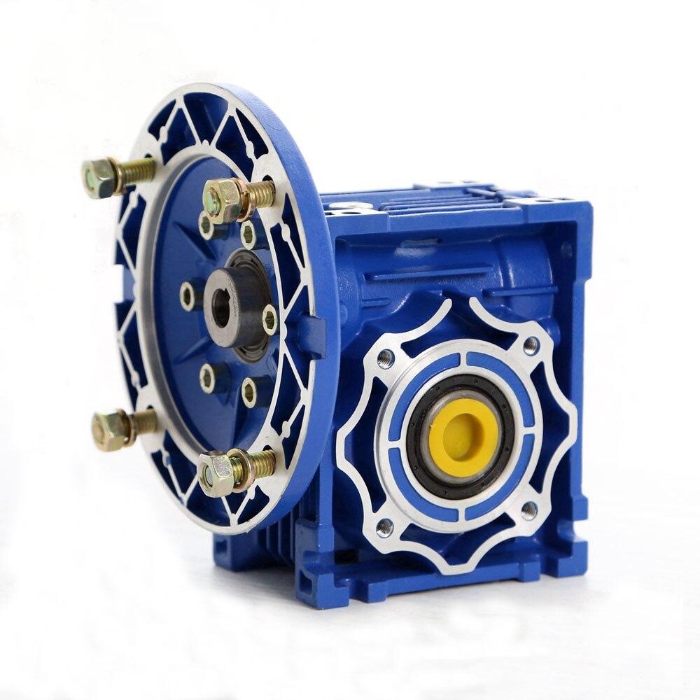 все цены на New Worm Gear Reducer Ratio 15:1 NMRV030 56B14 for 3 Phase 380v or Single/2 Phase 220v 4 Pole 2400r/min 180w Asynchronous Motor онлайн