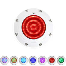 24W Swimming Pool Light Waterfall Fountain Led Color Waterproof IP68 12V Wall Hanging Underwater Light RGB LED Landscape Lamp