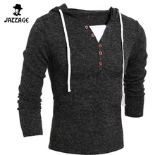 Мужской свитер 2016 V-Neck Sweaters Stylish