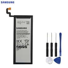 SAMSUNG Original Replacement Battery EB-BN920ABA For Samsung GALAXY Note 5 SM-N9208 N9208 N9200 N920t N920c Note5 Authentic аккумулятор для телефона craftmann eb bn920abe для samsung galaxy note 5 sm n920c sm n9200