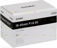 Sigma 18 35 мм F1.8 DC HSM Книги по искусству объектив для Nikon