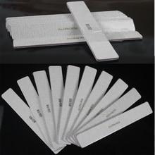 Nail File Tools Art Nails Files EVA Professional Polish Sanding Durable 10PCS Lot Limas Para Manicura Lime A Ongle 80/80 Unha