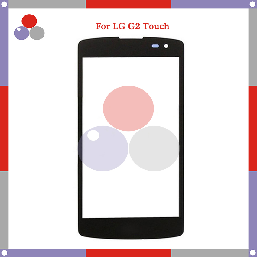High Quality For LG G2 Lite D295 Touch Panel Glass Front Lens Screen