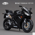 Yamaha YZF R1 Maisto 1:12 Alloy motorcycle model toy car Great Satan 696 locomotive Original Racing  Limited Collection