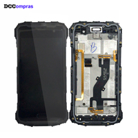 For Ulefone Armor 2 LCD Display Touch Screen Digitizer Assembly Repair Parts For Ulefone Armor 2