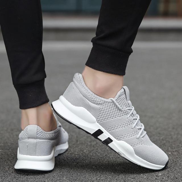 ba9477a8 GNOME nuevo diseñador de marca zapatos casuales zapatos de los hombres  calzado al aire libre para