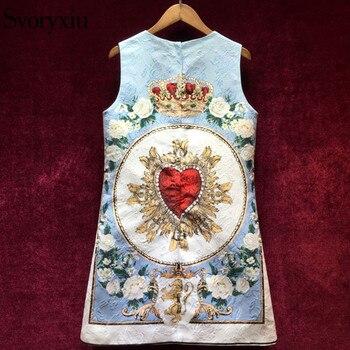 Luxurious Beading Crystal Dress 1