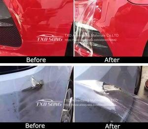 Image 2 - ملصق حماية شفاف للسيارة 10/20/30/40/50/60X152CM 100% مع 3 طبقات لحماية طلاء السيارة