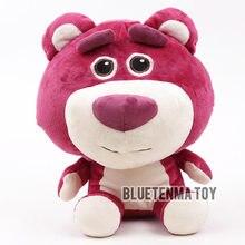 Toy Story Lotso Strawberry oso peluche muñeca para niños película juguete  Regalo de Cumpleaños de alta calidad d07ac95cc48