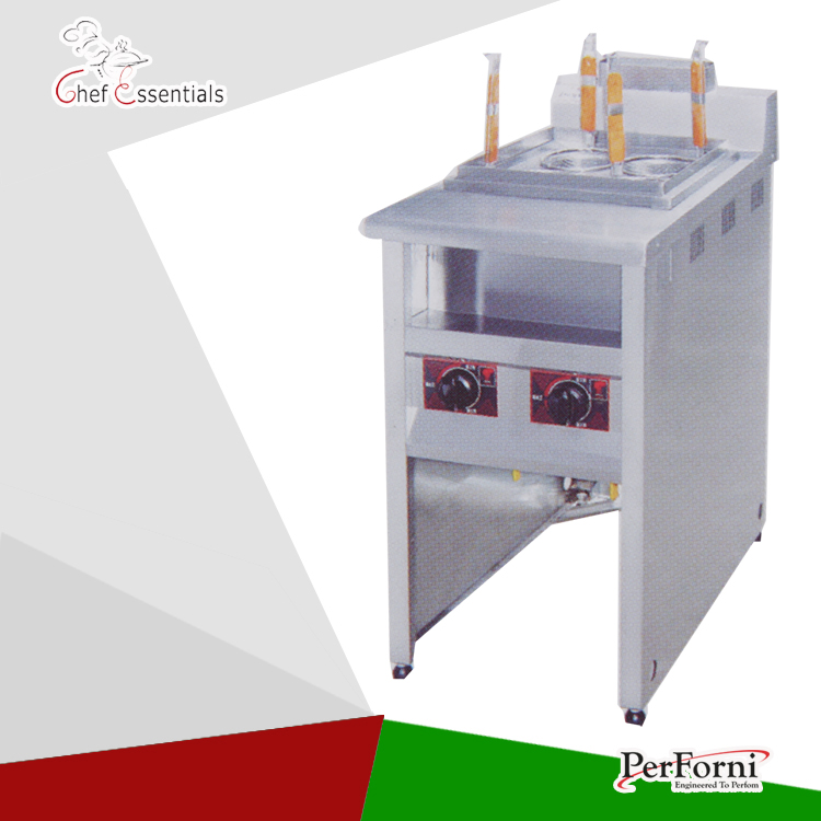 PKJG-GH776 Gas Convection Pasta Cooker /6 pan for Commercial Kitchen pkjg gh776 gas convection pasta cooker 6 pan for commercial kitchen