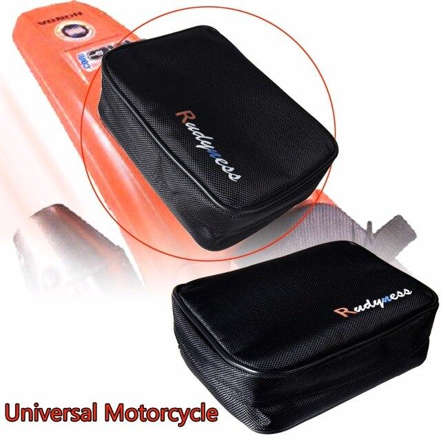 Arka Arka Çamurluk Paketi Alet Çantası ATV KTM CRF Dirt Bike Enduro ve Evrensel Motosiklet Çamurluk