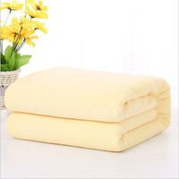 2017 New Craft Pure Polyester Bath Towel Super Fiber Towel And Beauty Salon Special Bed Sheet
