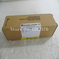 [BELLA] New original special sales P + F ultrasonic sensor UB2000 30GM E5 V15 spot
