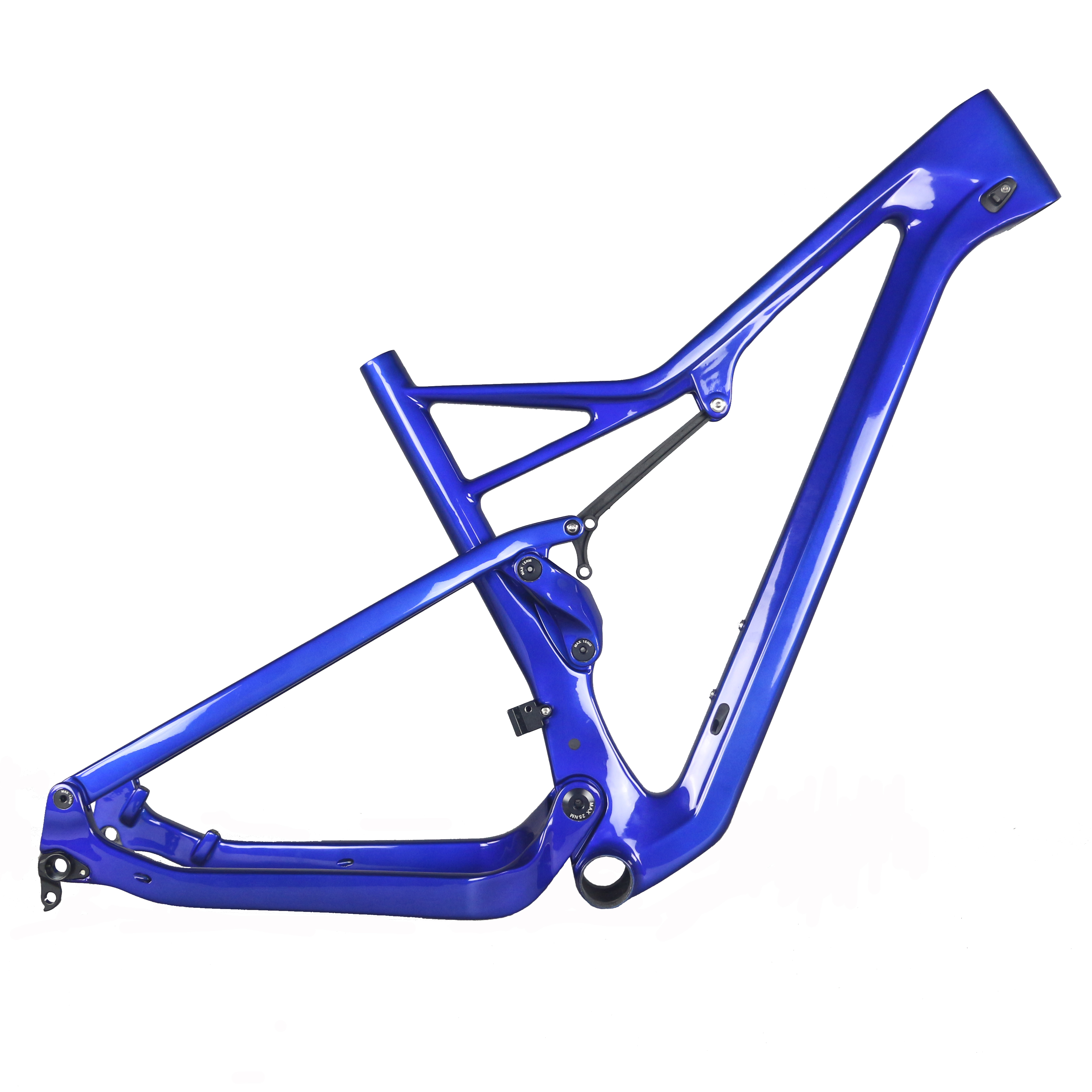 Full Carbon T800 Fiber  27.5er Boost And 29er Boost   Mountain Bicycles Frame  FM036