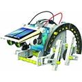 ГОРЯЧИЕ ПРОДАЖИ Творческих diy игрушки DIY 14IN1 Образовательные Обучение Игрушки Мощность Солнечной Kit Robot Дети детские ИГРУШКИ