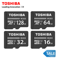 TOSHIBA 128GB U3 Memory Card  64GB SDXC Max UP 90M/s Micro SD Card SDHC-I 32GB 16G Class10 Official Verification 8G is Class4 цена