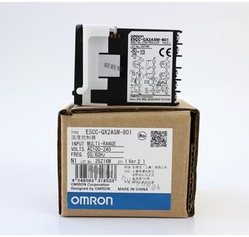 OMRON original authentic 100% new E5CC-QX2ASM-801 electronic temperature controller digital display temperature controller