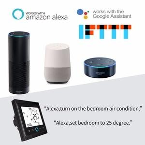 Image 2 - Smart Wifi Thermostaat Temperatuur Controller Water Vloerverwarming Werkt Met Alexa Echo Google Home Tuya