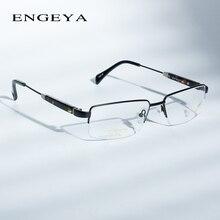6b0991a451b Alloy Clear Prescription Eyewear Women Fashion Computer Myopia Degree Eye  Glasses Men Thom Browne  F