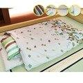 6 unids/set Futones Muebles Tradicionales Piso Japonés Futón Cama Edredón de Tamaño Queen 150*210 cm Edredón de Invierno Japonés Futón conjunto