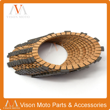 Clutch Friction Plates Disc Set 11pcs For DUCATI Diavel Strada 2013 2014 2015 2016 Monster1100Evo Multistrada 13 14 15 16