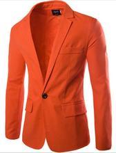 Neue 2017 Mode Jacke Männer Kragen Farbe Mit Einer Taste Herrenanzug Freizeit Jacke