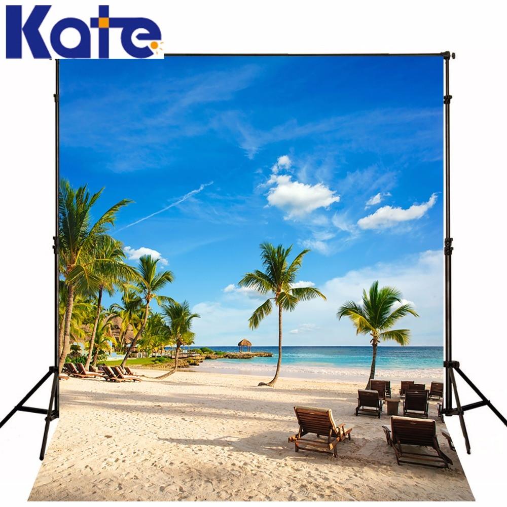KATE 200x300cm Photography Backdrops Sea Backdrop Beach Themed Backdrops Blue Backdrop Summer Background for Studio US Delivery сумка kate spade new york wkru2816 kate spade hanna