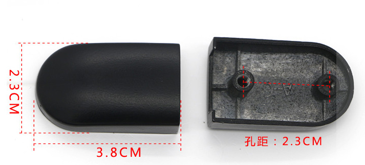 Top quality Luggage Handle Grip Spare Fix Holders Box Pull Carry Strap Luggage Repair Accessories Replacement Suitcase 7021-17