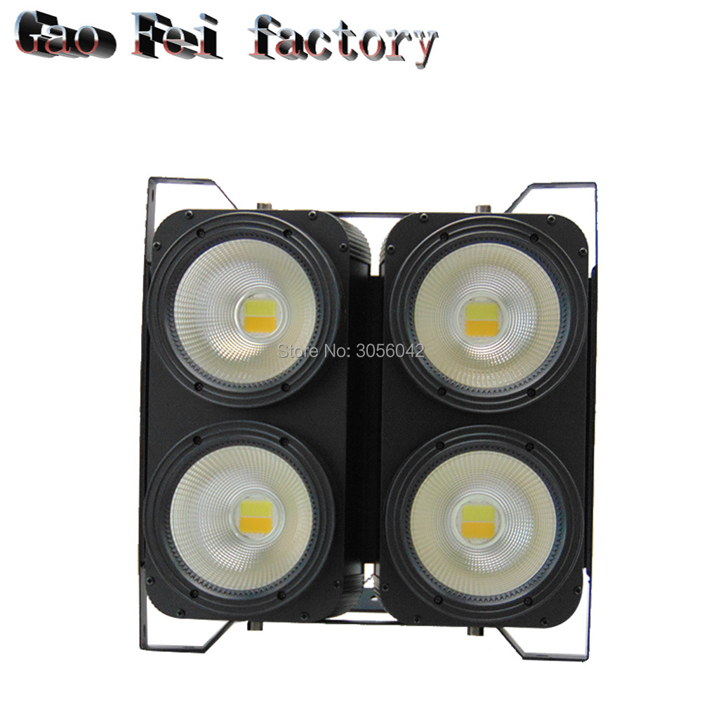 4eyes with 4x100w LED Cob Light DMX Stage Lighting Effect Led Light 4eyes with 4x100w LED Cob Light DMX Stage Lighting Effect Led Light
