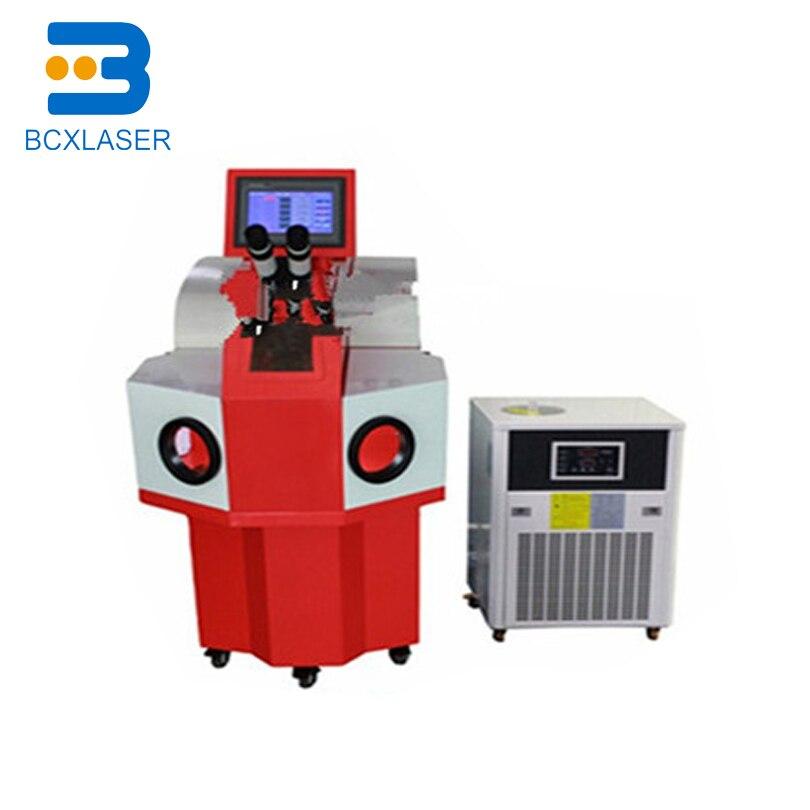 Jewelry laser soldering system machine price spot welder machine for lithium battery